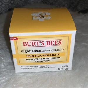 Burt's Bee's Night Cream
